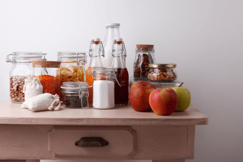 Zéro déchet - conserver ses aliments